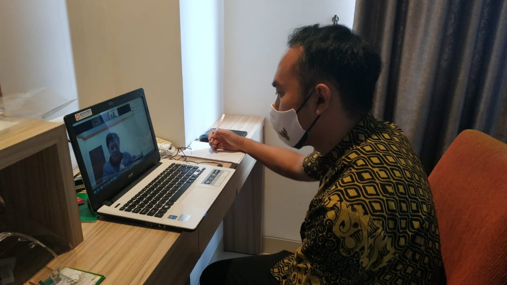 One On One Meeting Calon Investor